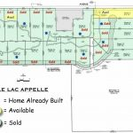 Lakefront development in Southwest Michigan Near South Haven Michigan