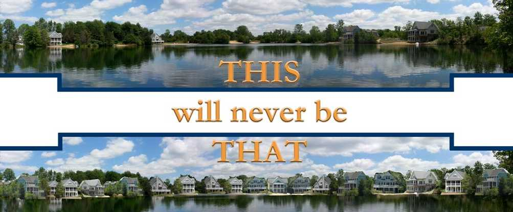 Spacious lakefront sites and cottage-style homes near South Haven Michigan