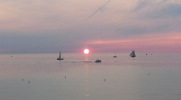South Haven Michigan Sunset