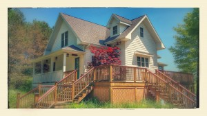 Lakefront Cottages or Homes Near South Haven Michigan