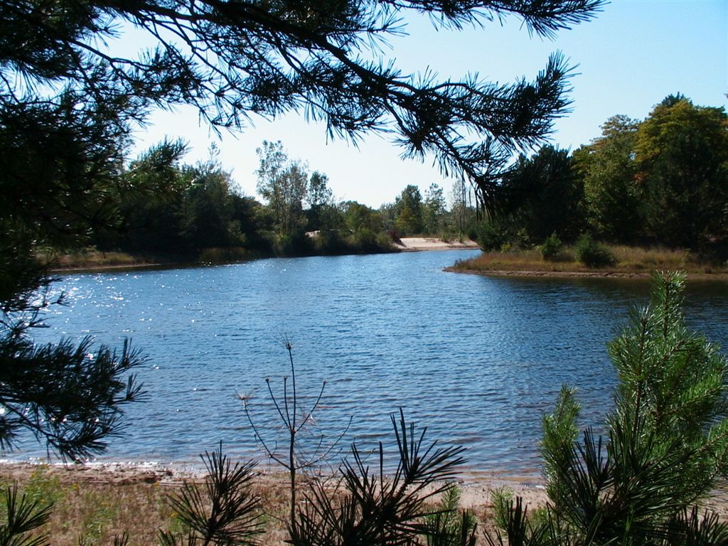 A Little Lake Can Go A Long Way Near South Haven MI