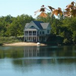 Lakefront homes sites near South Haven St Joseph Lake Michigan Coloma Watervliet Paw Paw Lake