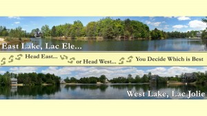 Lakefront homes sites South Haven St. Joseph Michigan