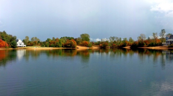 Spacious Lakefront Sites & Home Near South Haven Michigan