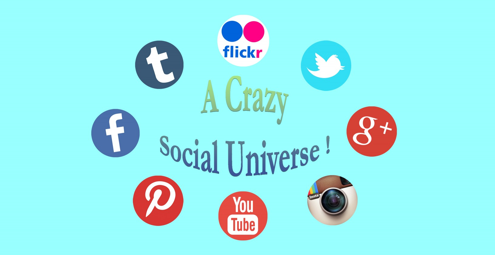 An Ode To Our Crazy Social Universe