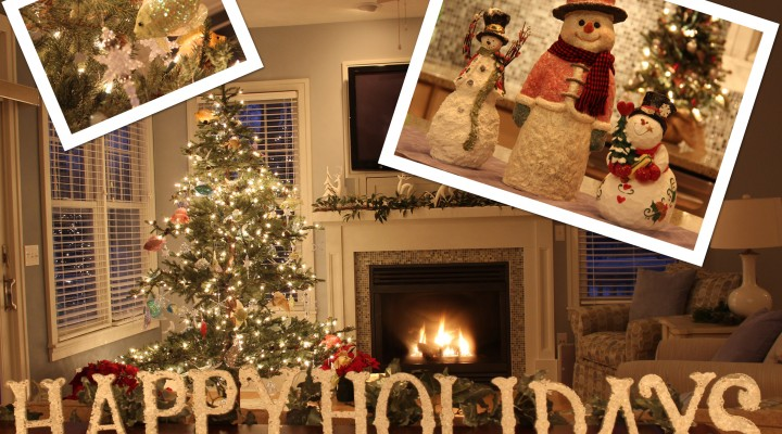 Holidays at the lake Lakefront cottage near South Haven Michigan